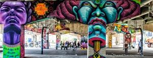 PanAm Path Street Art www.torontoentero.ca Lo mejor de Toronto en Espa–ol