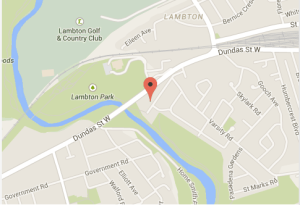 Lambton House 4066 Old Dundas St, York, ON M6S 2R6, Canada