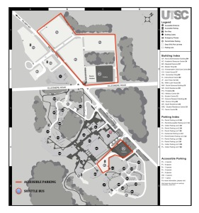 USTC Map